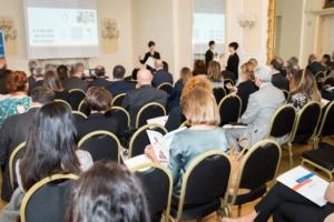 L'evento è stato organizzato presso l'Hotel Savoy di Roma