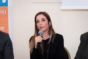 L'intervento di Silvia Cecchini, Rome American Hospital