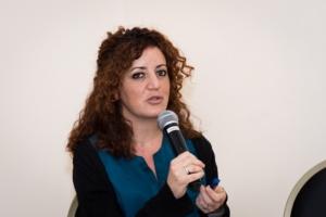 L'intervento di Laura Bastianetto, vice responsabile comunicazione Croce Rossa italiana