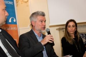 L'intervento di Nicola Piccinini, presidente Ordine psicologi del Lazio