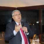 Antonio Magi, presidente Ordine medici Roma, intervenuto all'evento del 24 gennaio 2019 dedicato alla comunicazione in sanità