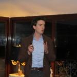 Elia Cucovaz si Svenn Newsroom illustra i principi del brand journalism