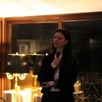 Nicoletta Mai di Svenn Newsroom mostra alcuni esempi di brand journalism