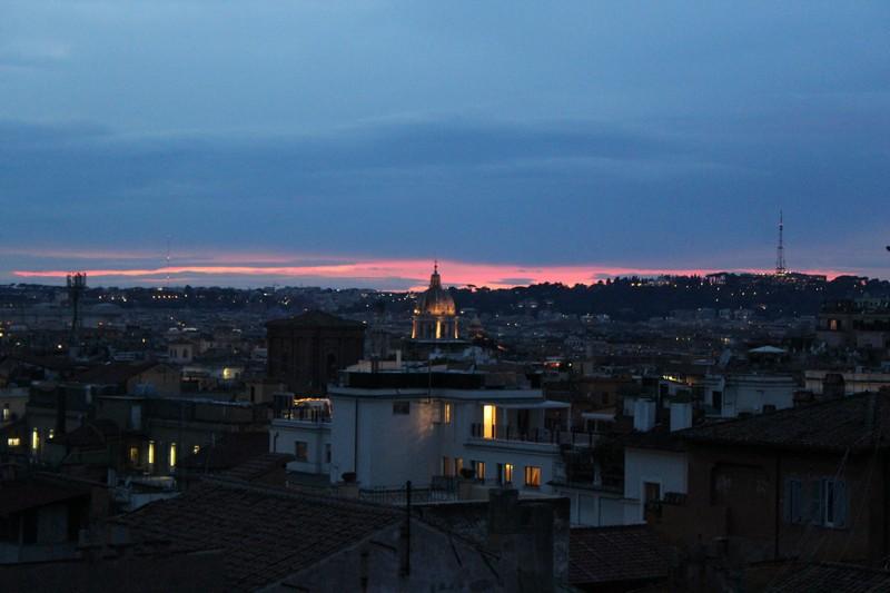 La Vista Dall Hotel Barberini Broking Consulting