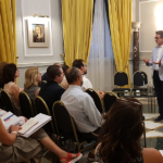 Michele Palazzetti racconta il laboratorio teatrale di medicina narrativa Non Aspettando Godot